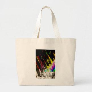 music, piano decor (4) jumbo tote bag