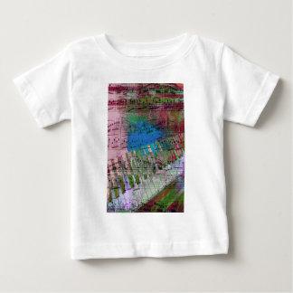 music, piano decor (6) baby T-Shirt
