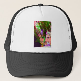 music, piano decor (8) trucker hat