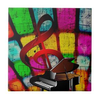 Music Piano Keys Notes Teacher Destiny Instruments Tile