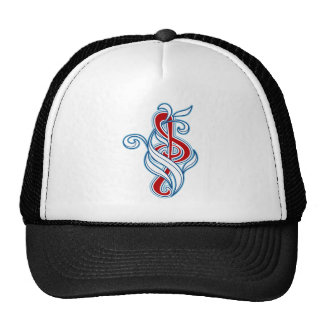 Music picker mesh hats