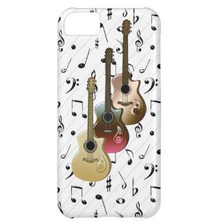 Music Player 3 Guitars Case-Mate iPhone 5 iPhone 5C Case