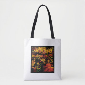 "Music - ""Pure Country"" Tote Bag"