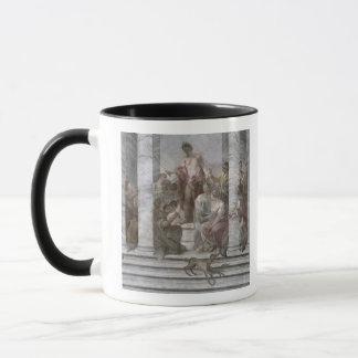 Music Room (fresco) (and detail 60260) Mug
