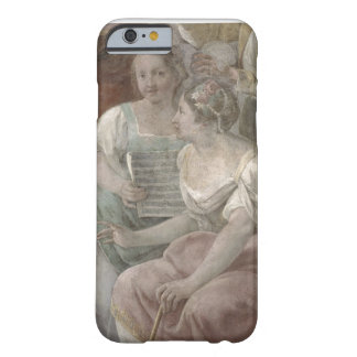 Music Room (fresco) (detail of 60259) Barely There iPhone 6 Case