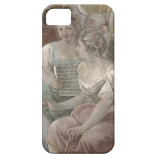 Music Room (fresco) (detail of 60259) iPhone 5 Cover