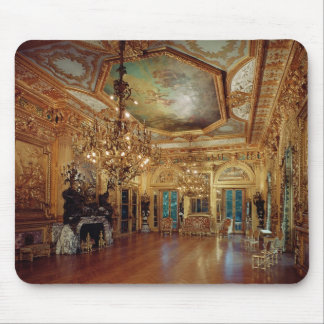 Music room interior mouse pad