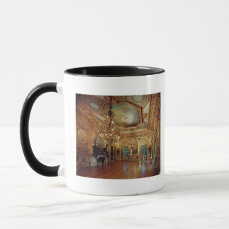 Music room interior mug