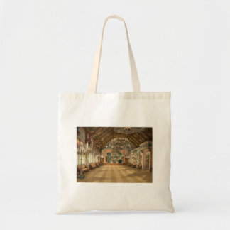 Music Room Neuschwanstein Castle Germany Tote Bag