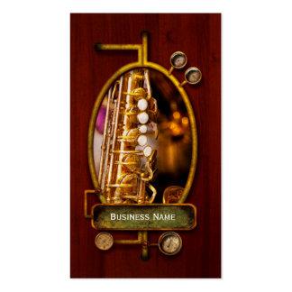 Music - Sax - Sweet jazz Business Cards