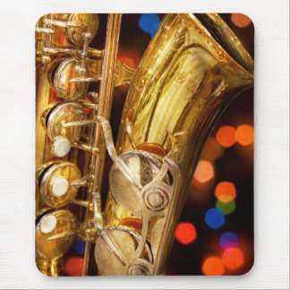 Music - Sax - Very saxxy Mouse Mat