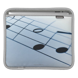 Music Sheet 2 iPad Sleeve