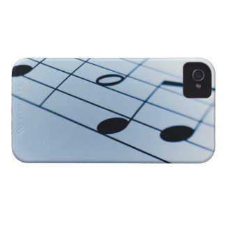Music Sheet 2 iPhone 4 Case-Mate Case
