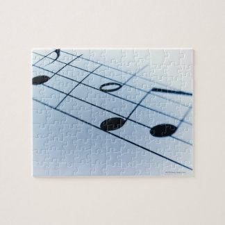 Music Sheet 2 Jigsaw Puzzle