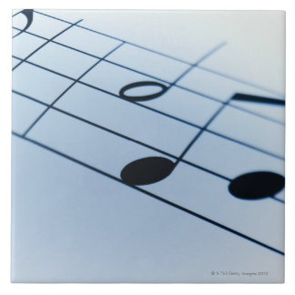 Music Sheet 2 Tile