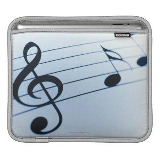 Music Sheet iPad Sleeve