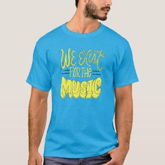 music shirt - www.zrcebea.ch apparel