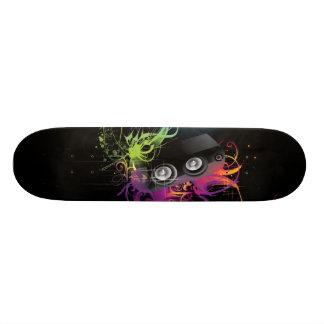 Music Skate Board Decks