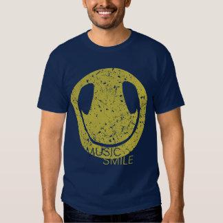 Music Smile T-shirt