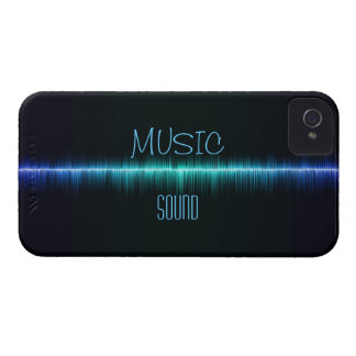 music sound waves science volume iPhone 4 covers