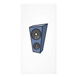 Music Speaker Picture Card