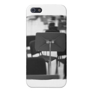 Music Stand in Chairs spin zoom musical design Case For iPhone 5/5S