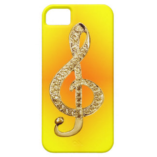 Music Symbol G-clef Case For iPhone 5/5S