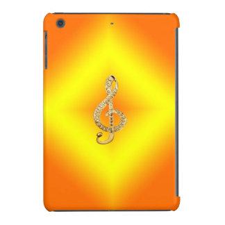 Music Symbol G-clef iPad Mini Retina Cover