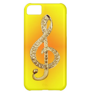 Music Symbol G-clef iPhone 5C Cover