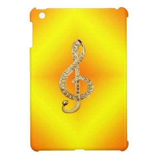 Music Symbol G-clef iPad Mini Cases