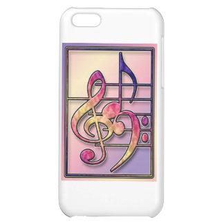 Music Symbols 2 iPhone 5C Case