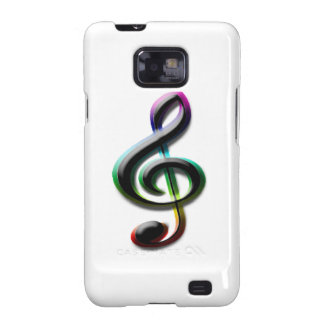 Music Symbols Galaxy S2 Cases