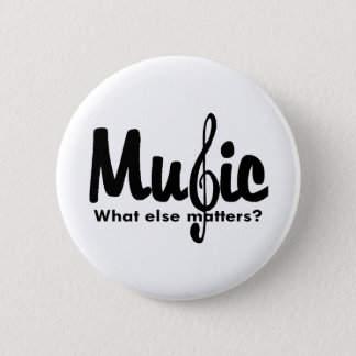 Music T-shirts and Gifts. 6 Cm Round Badge