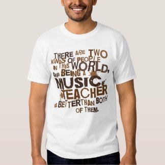 Music Teacher Gift Shirt