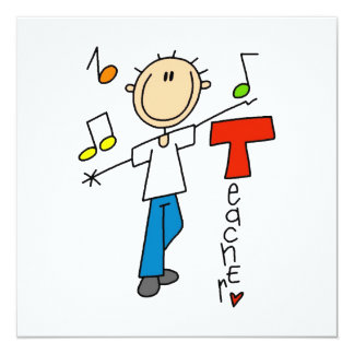 Music Teacher Announcements
