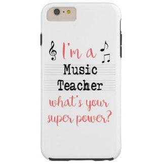 Music Teacher Super Power Phone Case