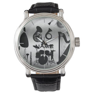 Music Teacher's Gift Personalized Watch