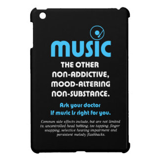 Music: The other non-addictive, mood-altering… Case For The iPad Mini