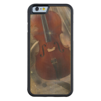 Music - The Sound of the Soul Carved Maple iPhone 6 Bumper Case