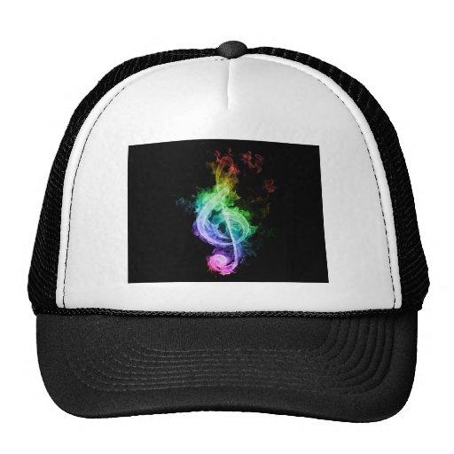 music theme hats
