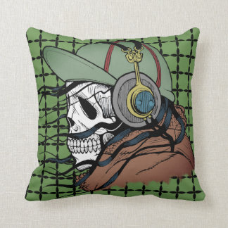 Music Till I Die Cushion