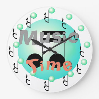 Music Time Musical Musicians DJs Bands Orchestra Clocks