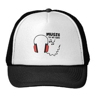 Music To My Ears Hats