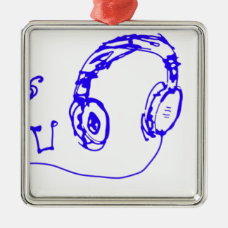 Music To Your Ears Christmas Ornament
