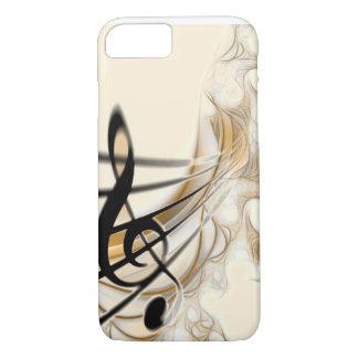 Music - treble clef iPhone 8/7 case