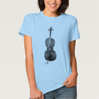 Music_Violin_01 Tee Shirt