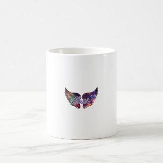 Music wings overlay 1 mug