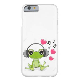 MUSIC YOU ALWAYS TAKE BARELY THERE iPhone 6 CASE