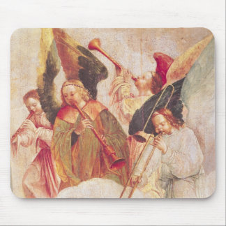Musical Angels Mouse Mat