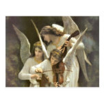 Musical Angels Postcard